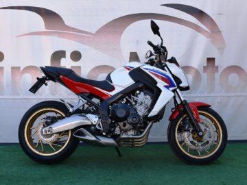 Honda CB 650F ABS – 2015
