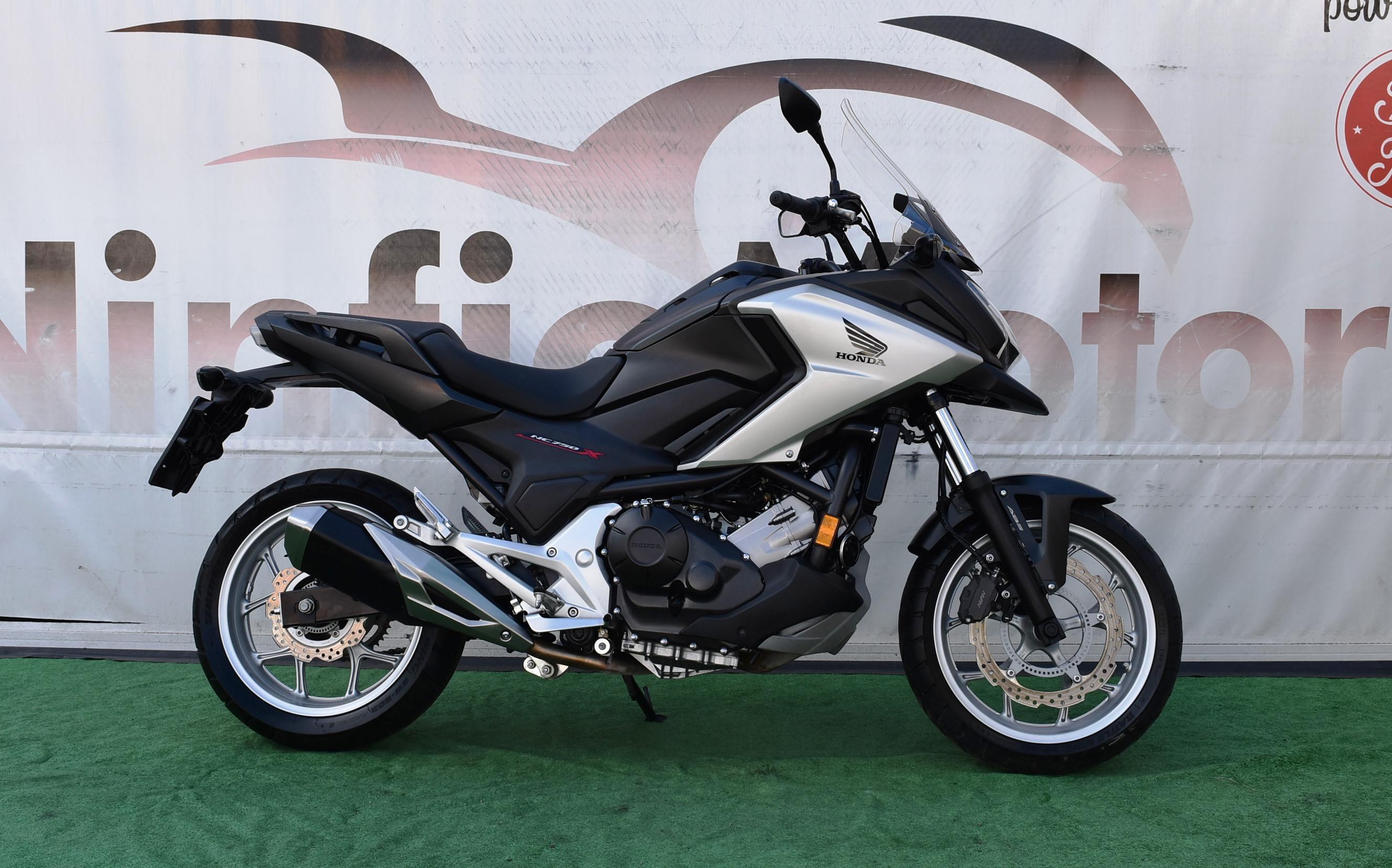 HONDA NC 750 X ABS – 2017