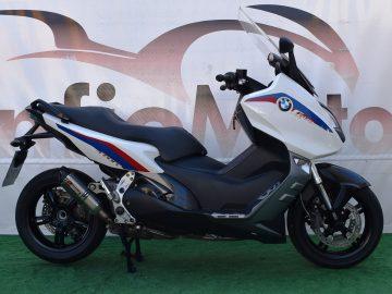 BMW C600 SPORT – 2012 PATENTE A2