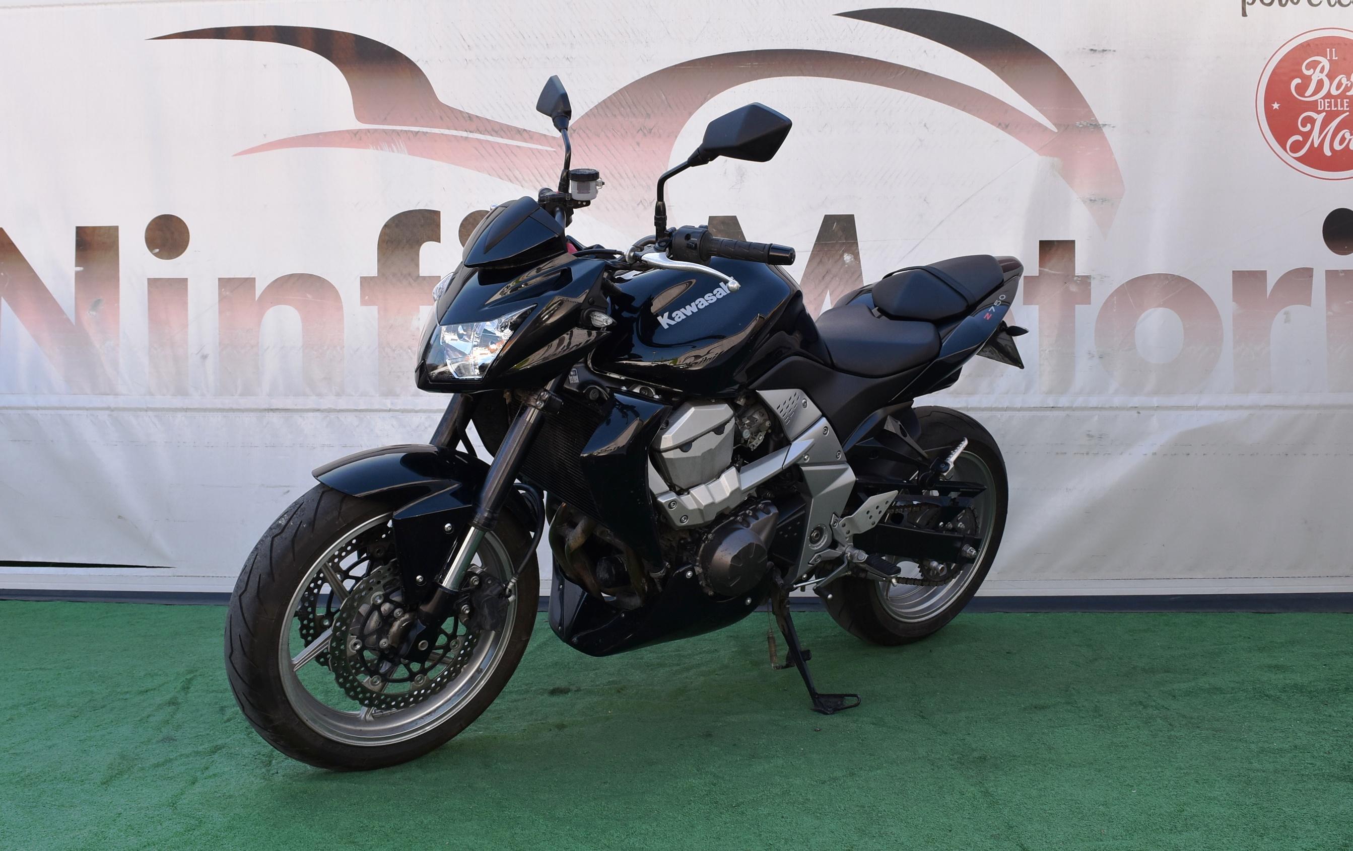 Kawasaki Z 750 – 2007