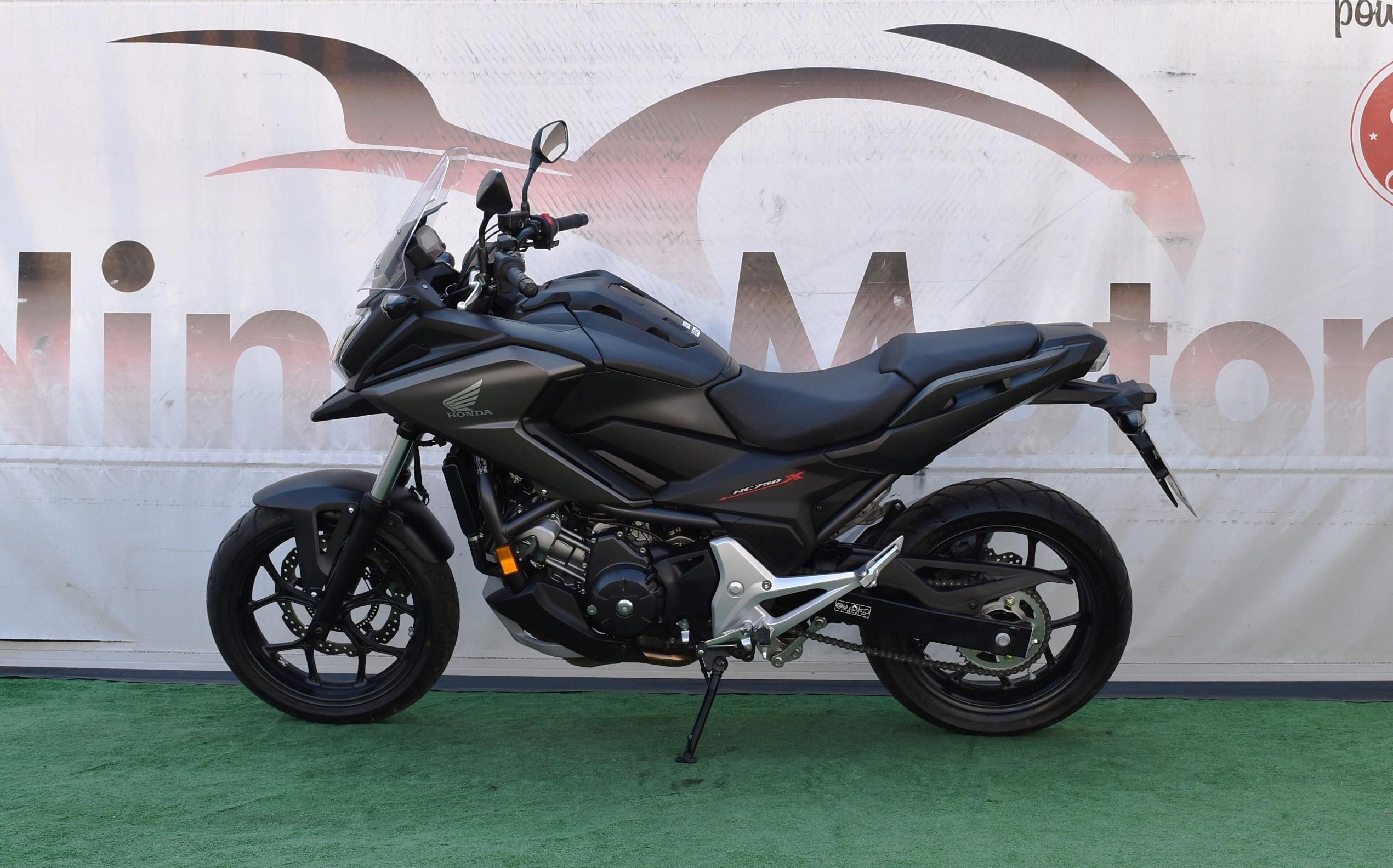 HONDA NC 750 X ABS TC – 2019