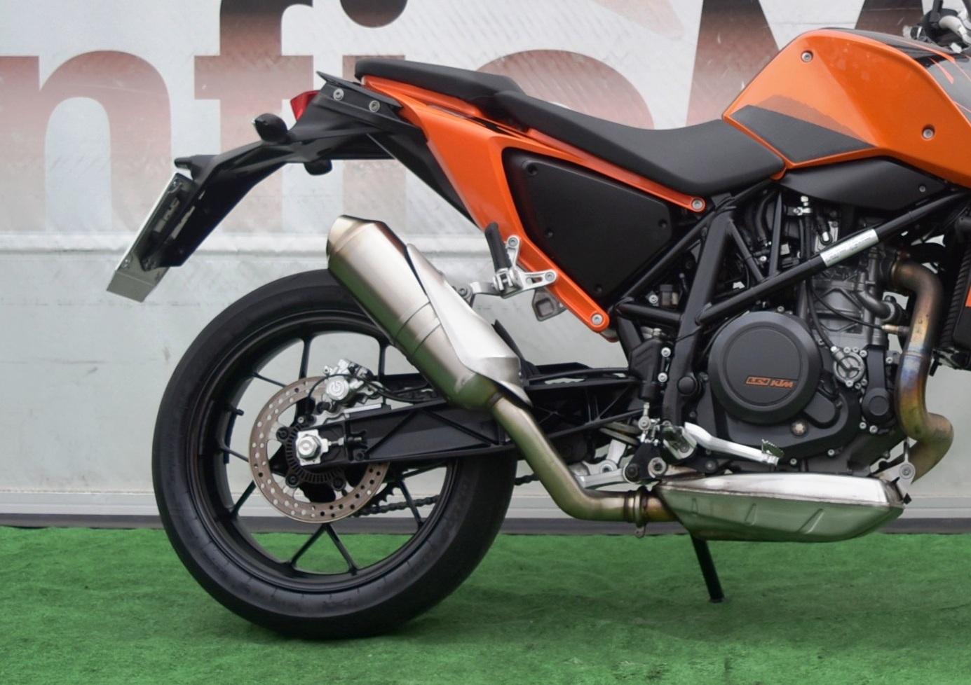 KTM 690 DUKE ABS – 2016