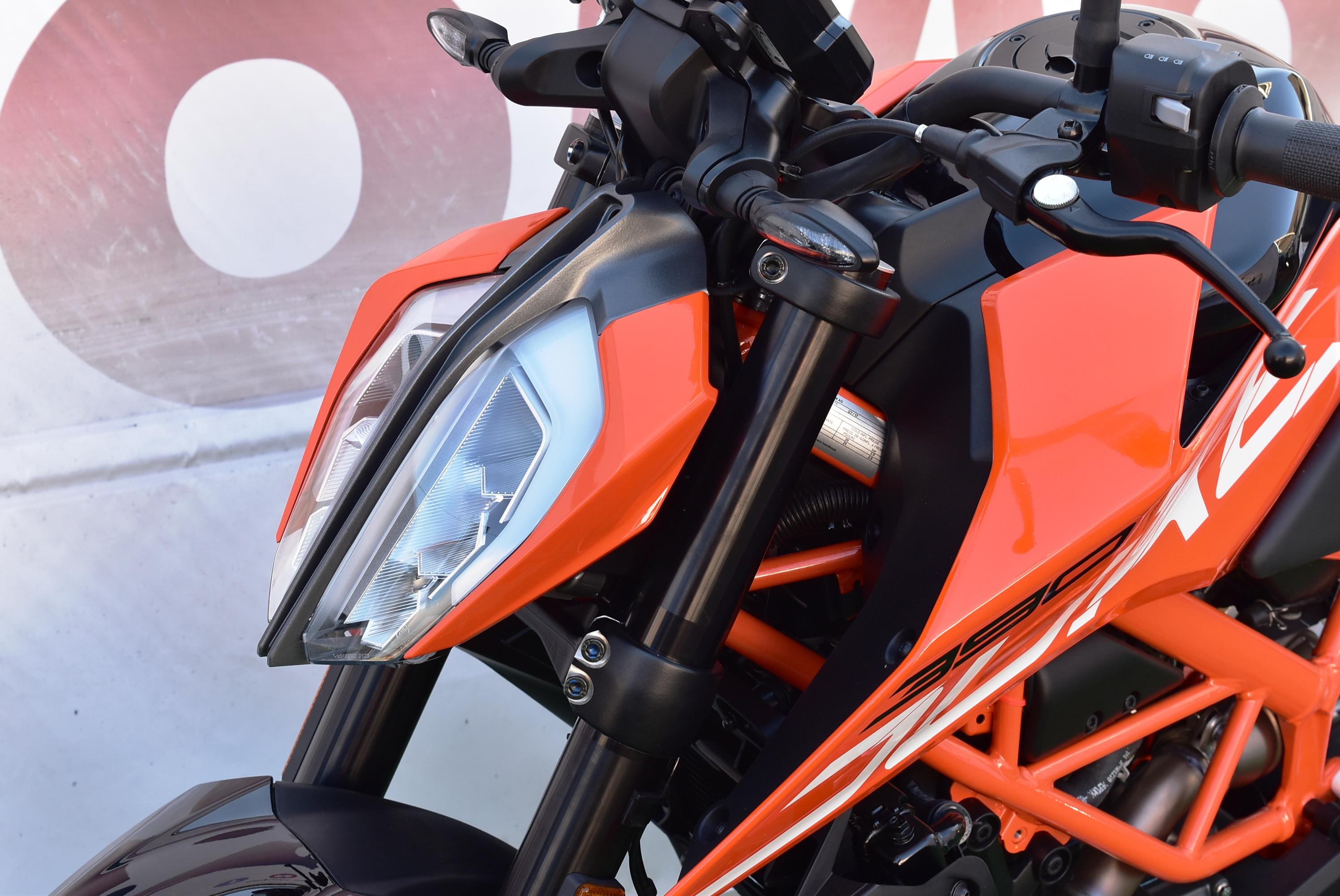 KTM 390 DUKE – DA IMMATRICOLARE