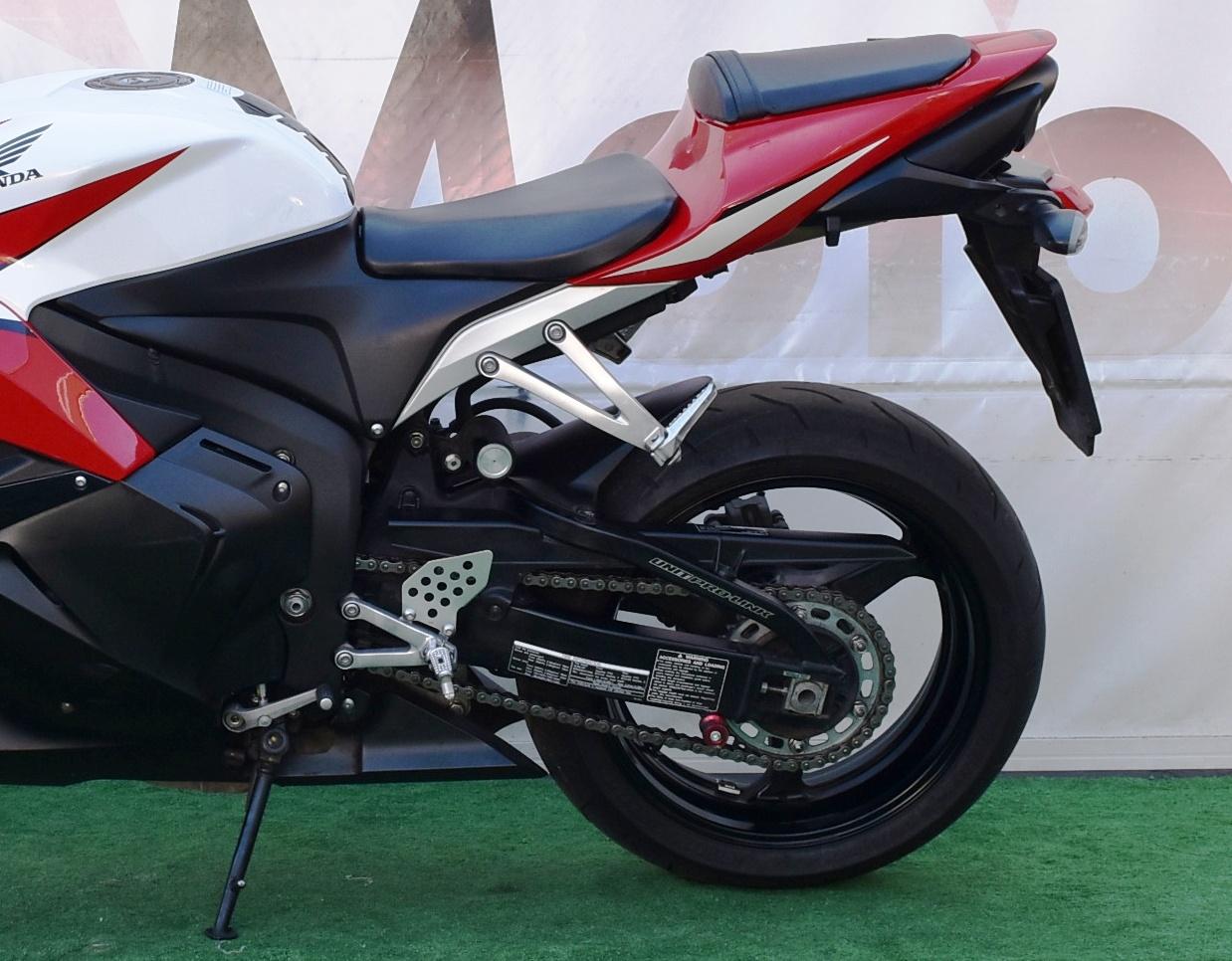 HONDA CBR 600 RR – 2012