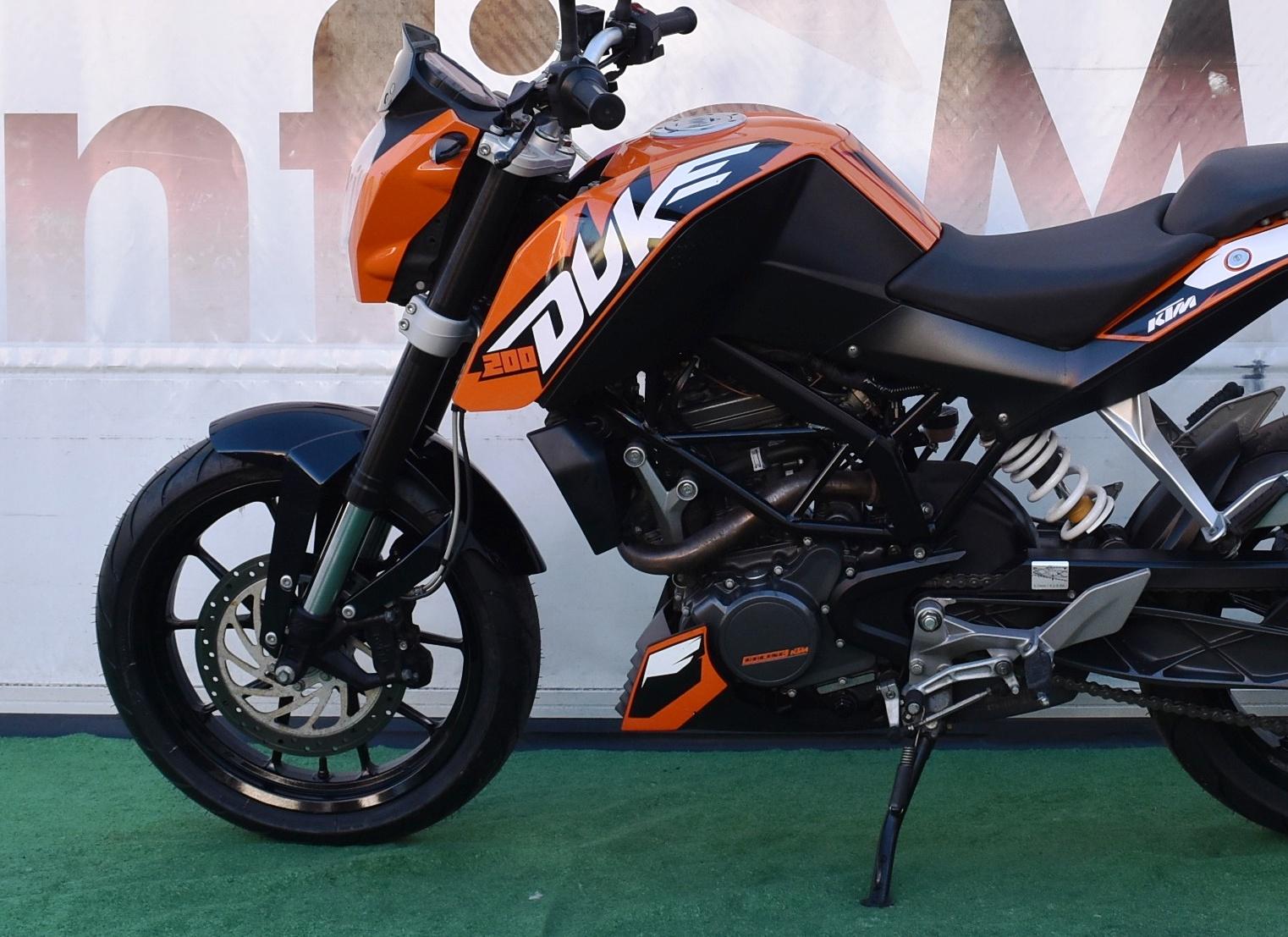 KTM 200 DUKE ABS – 2014