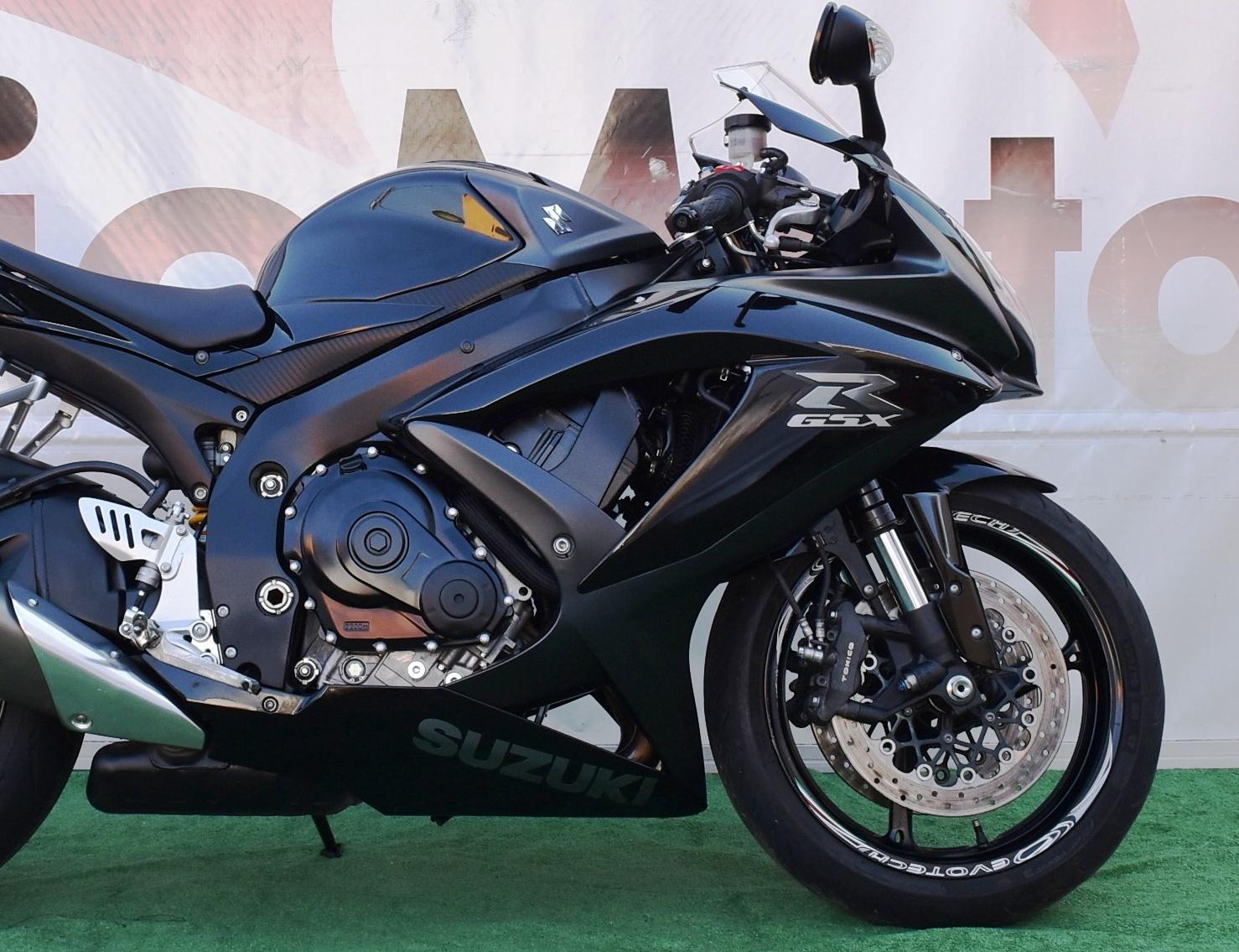 SUZUKI GSX R 750 – 2008