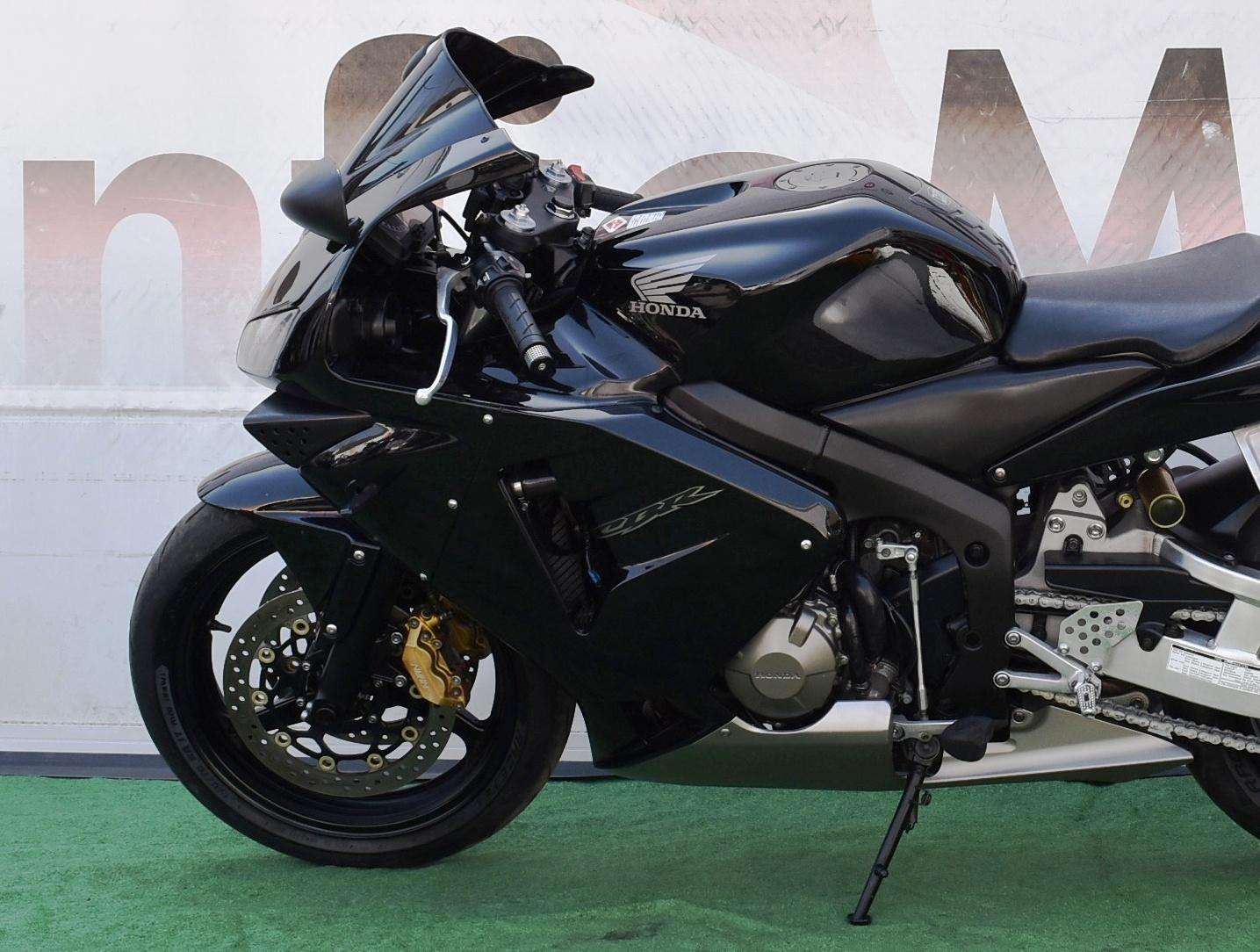 HONDA CBR 600 RR – 2004