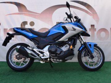 HONDA NC 750 X ABS BLU – 2017