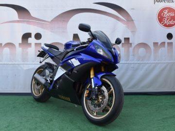 YAMAHA R6 – 2008 BLU