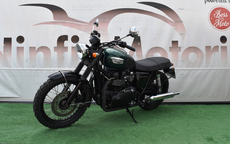 TRIUMPH BONNEVILLE T100 – 2006