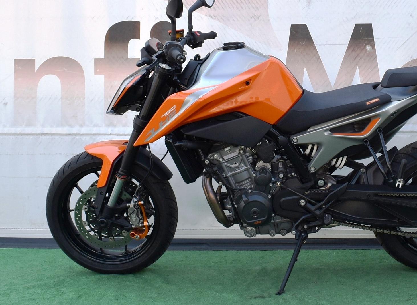 KTM DUKE 790 – 2019