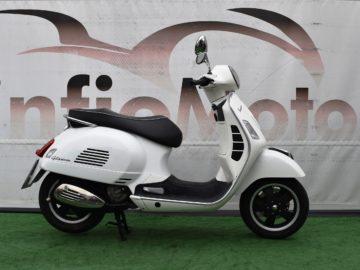 PIAGGIO VESPA 300 GTS – 2009