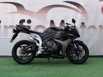 HONDA CBR 600 – 2008