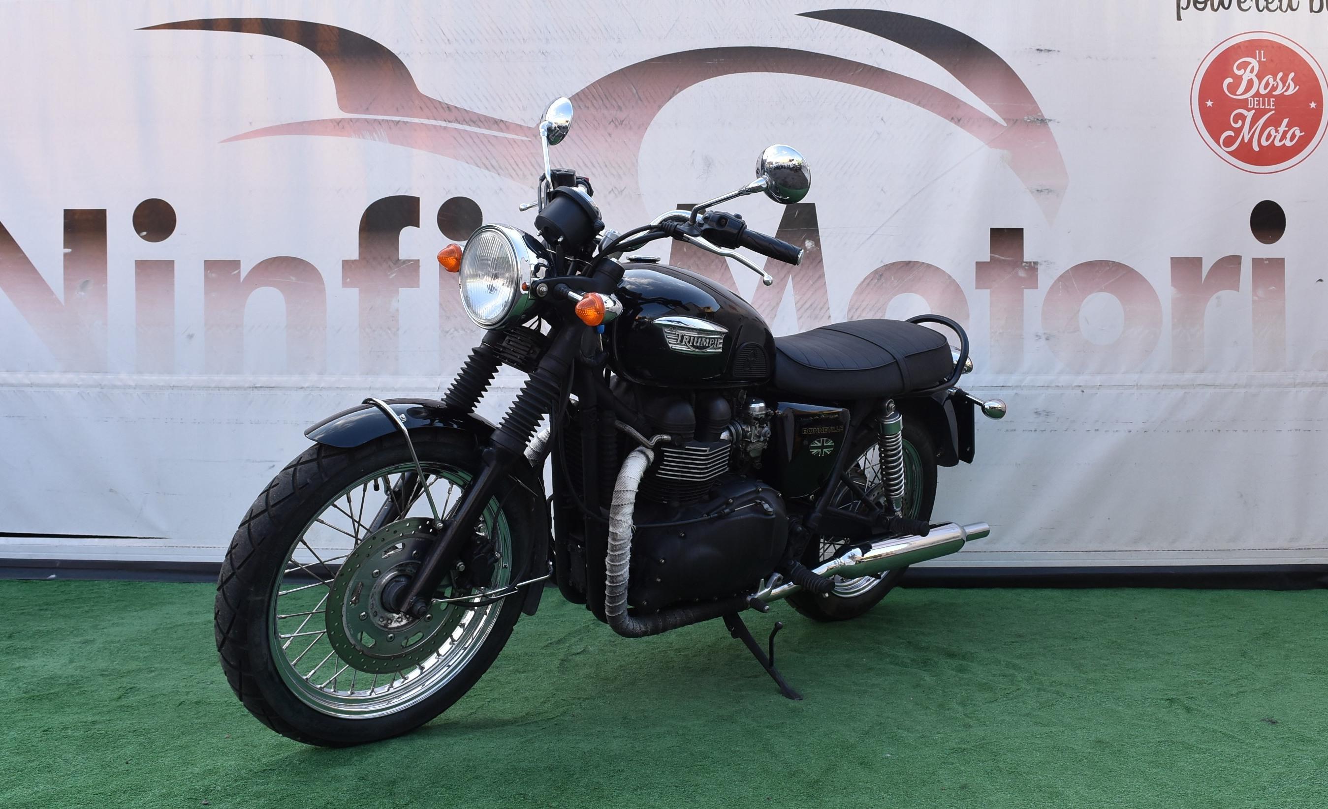 TRIUMPH BONNEVILLE T100 – 2005