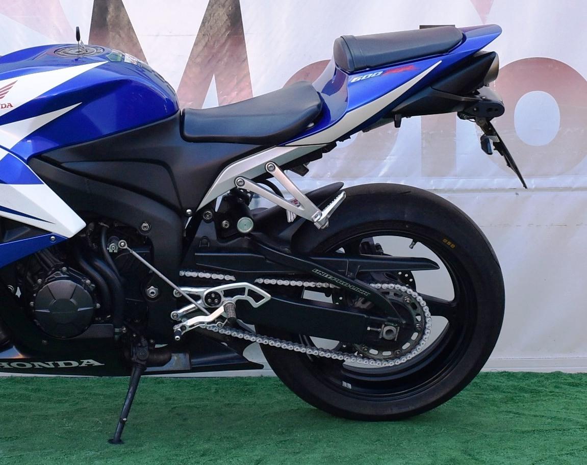 HONDA CBR 600 RR – 2007
