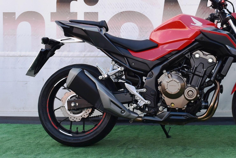 HONDA CB 500 F – 2016