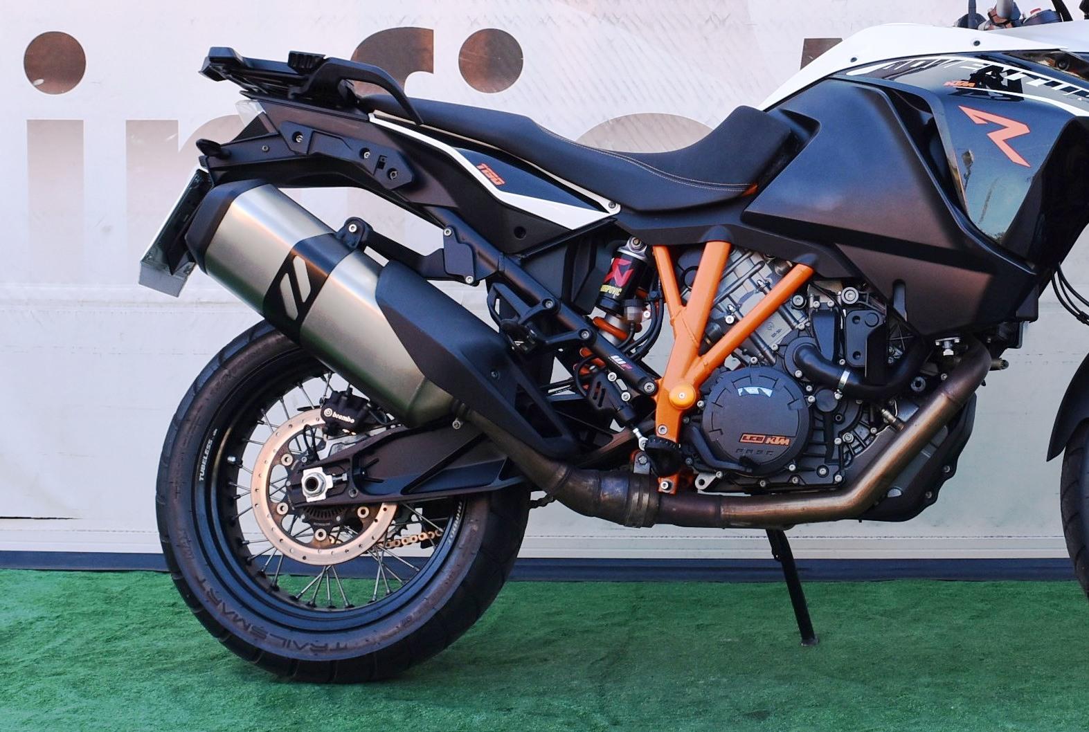 KTM 1190 ADVENTURE R – 2016