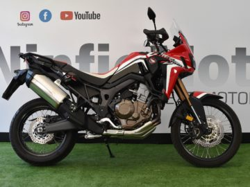 HONDA AFRICA TWIN 1000 – 2019 UNICO PROPRIETARIO