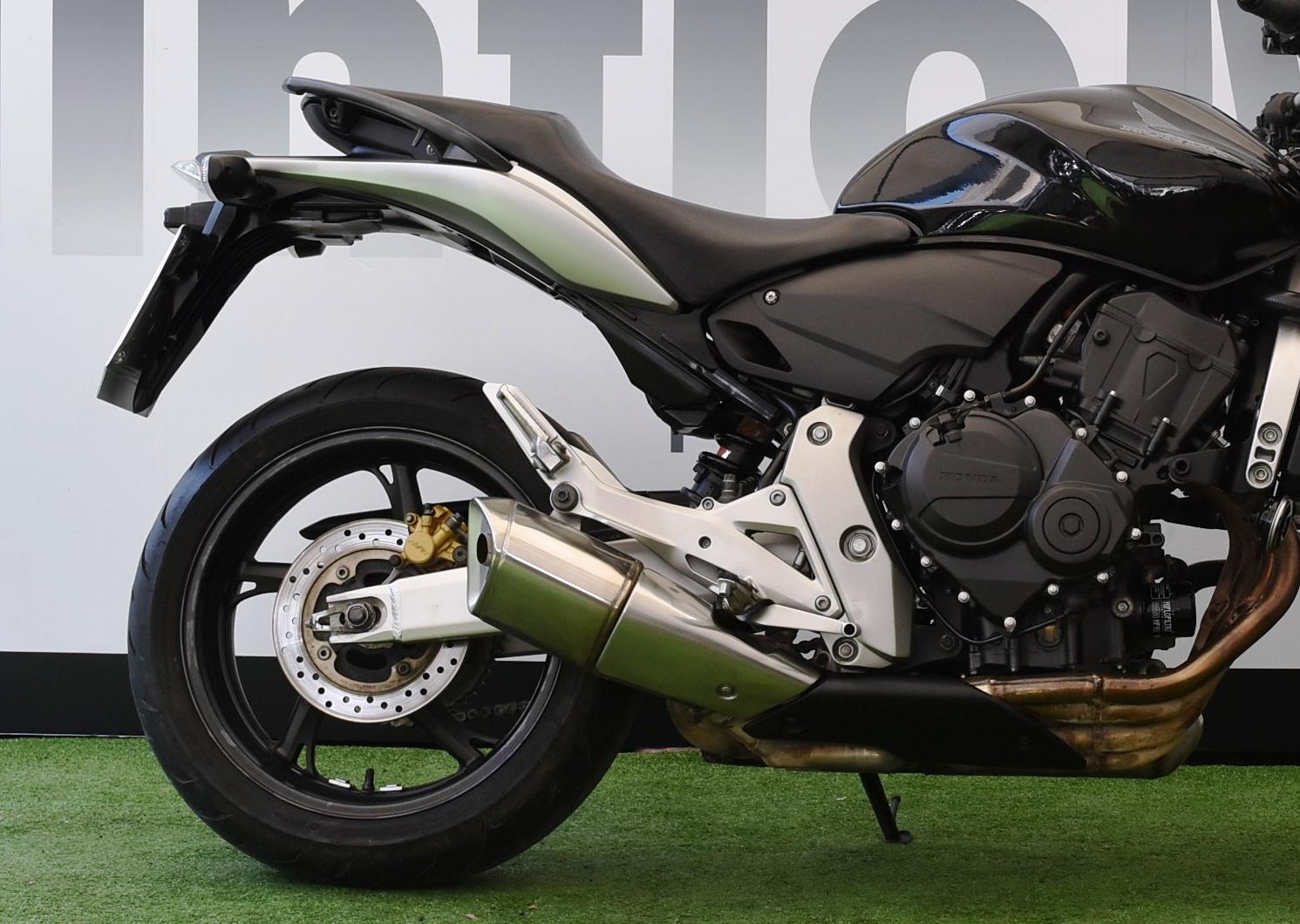 HONDA HORNET 600 – 2008
