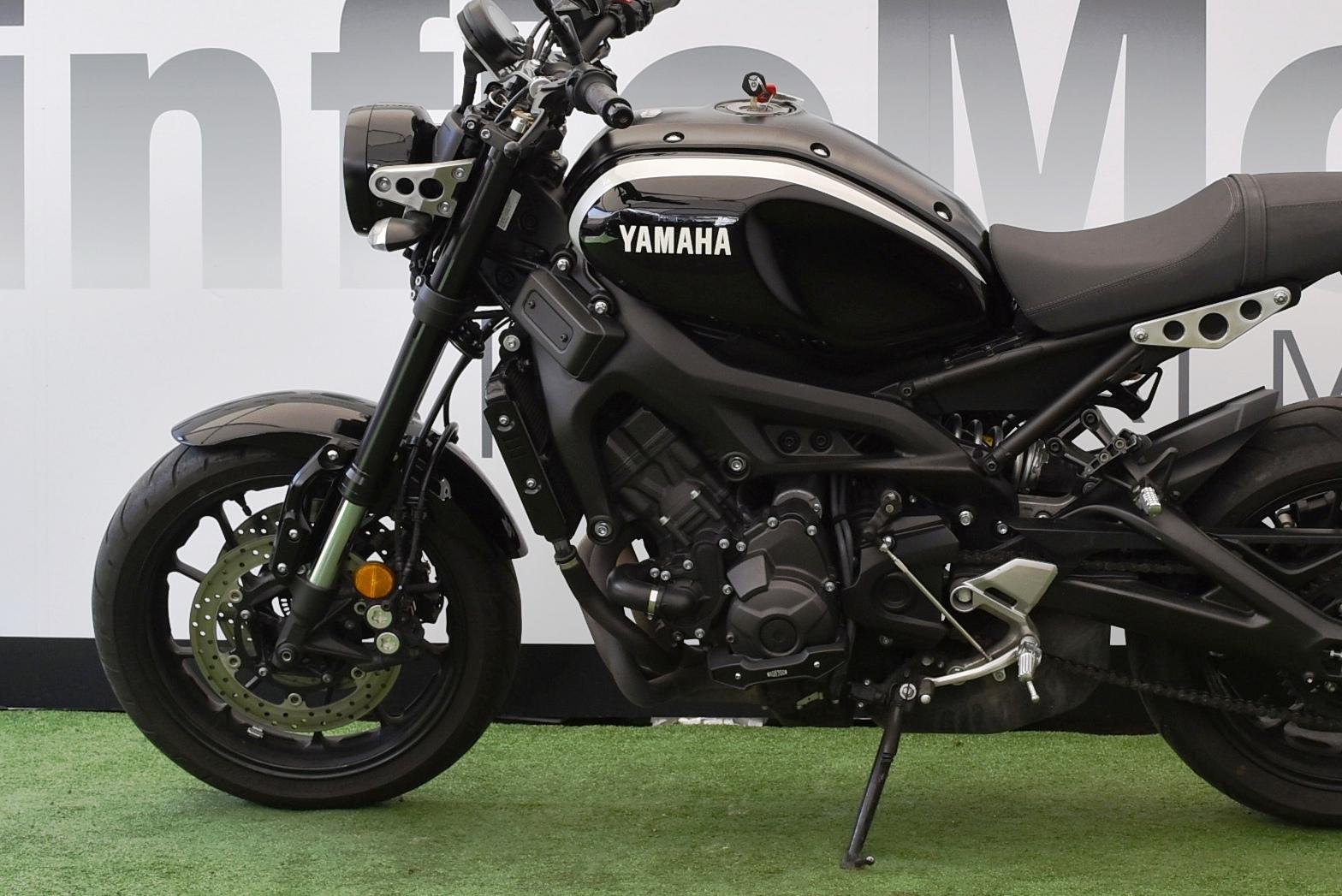 YAMAHA XSR 900 – 2018