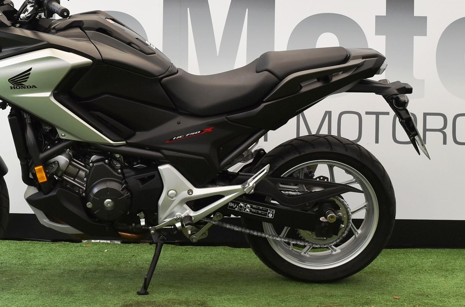HONDA NC750 X ABS – 2017