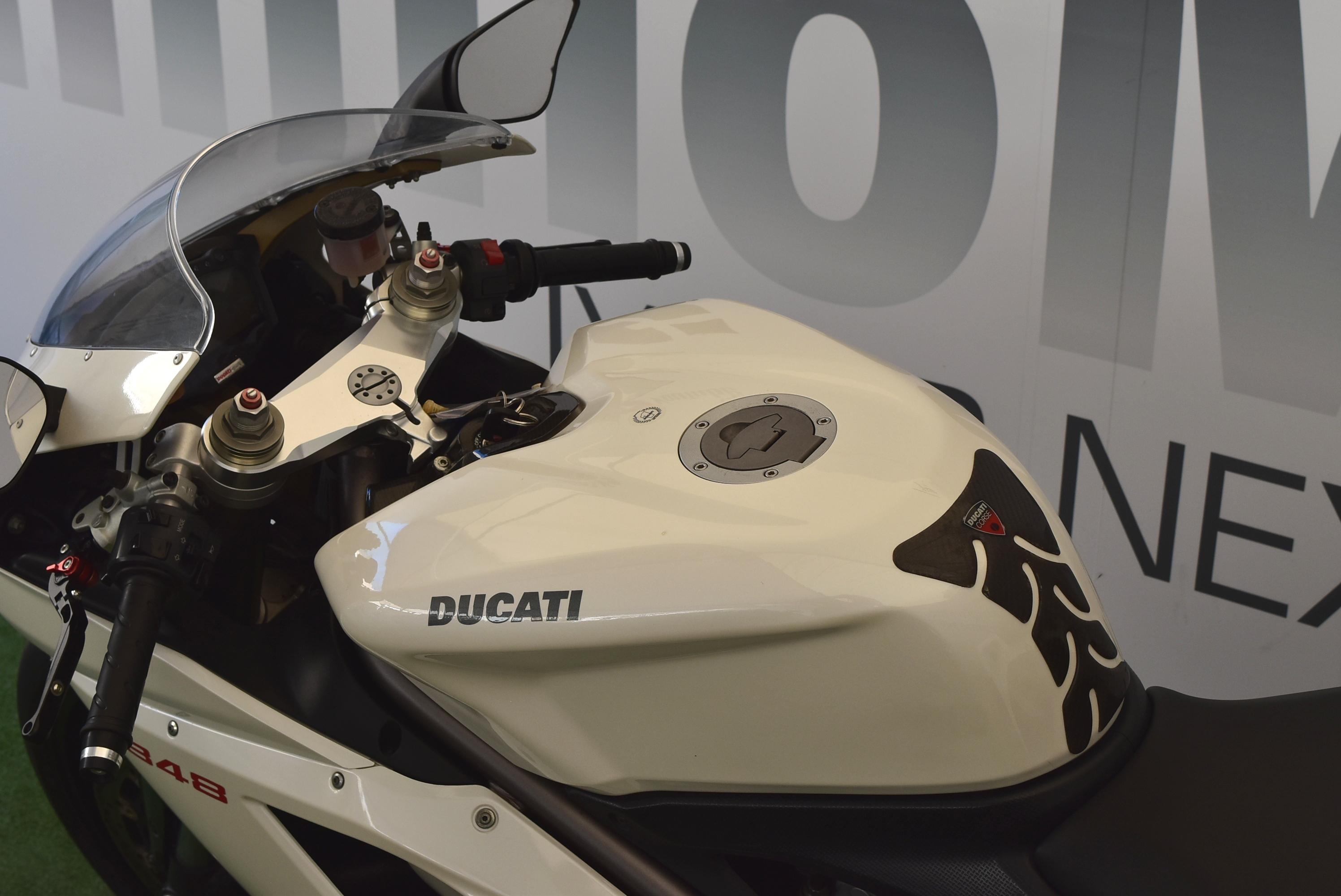 DUCATI 848 – 2008
