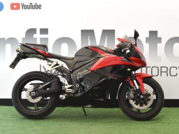 HONDA CBR 600 – 2012
