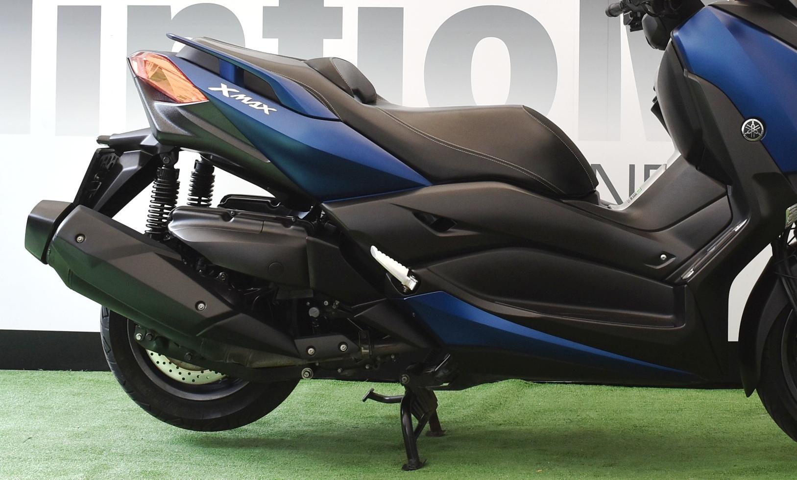 YAMAHA X MAX 400 – 2018