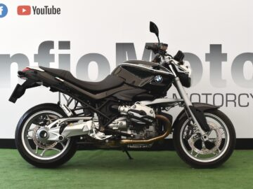 BMW R 1200 R ESA – 2007