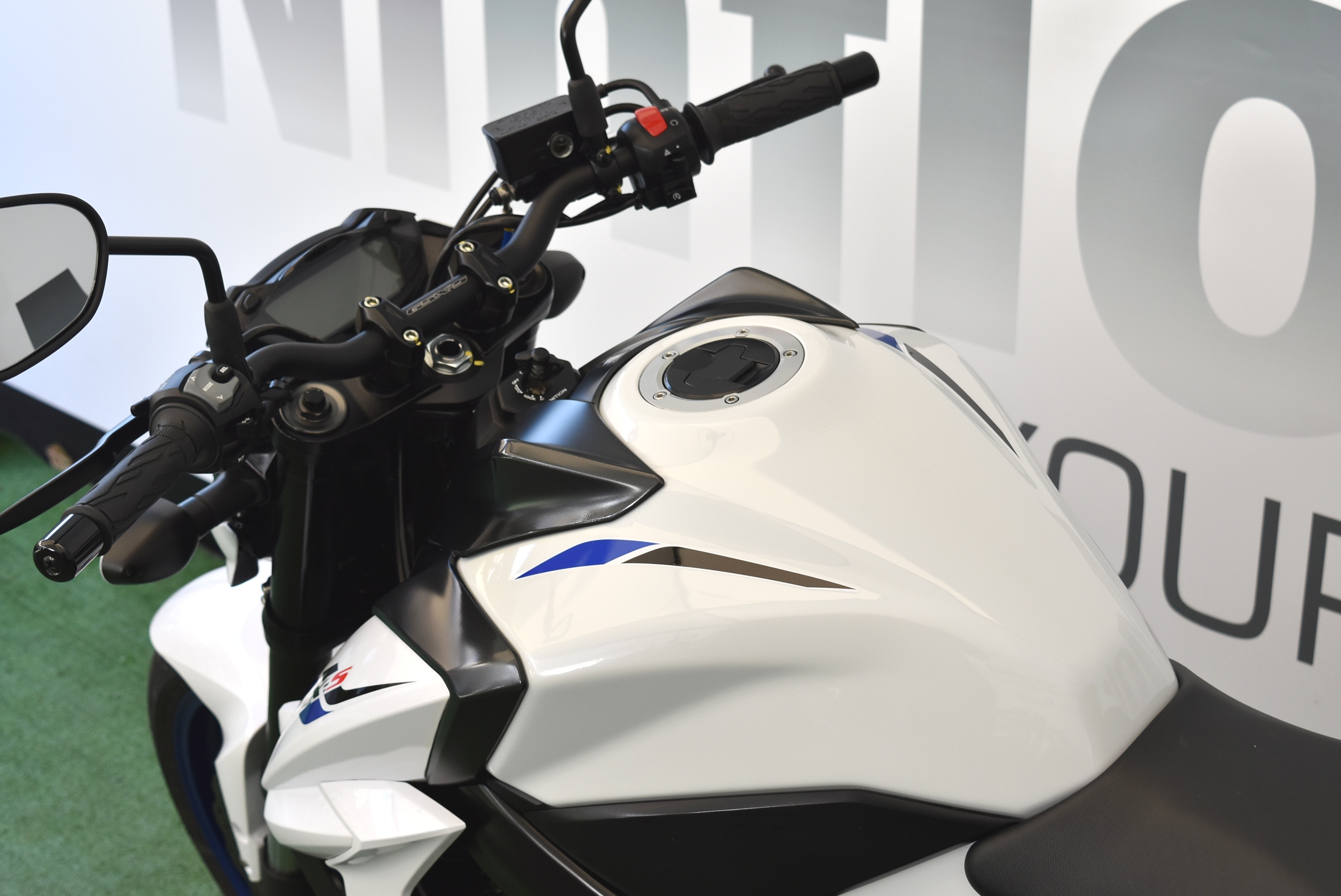 SUZUKI GSX S 750 – 2019