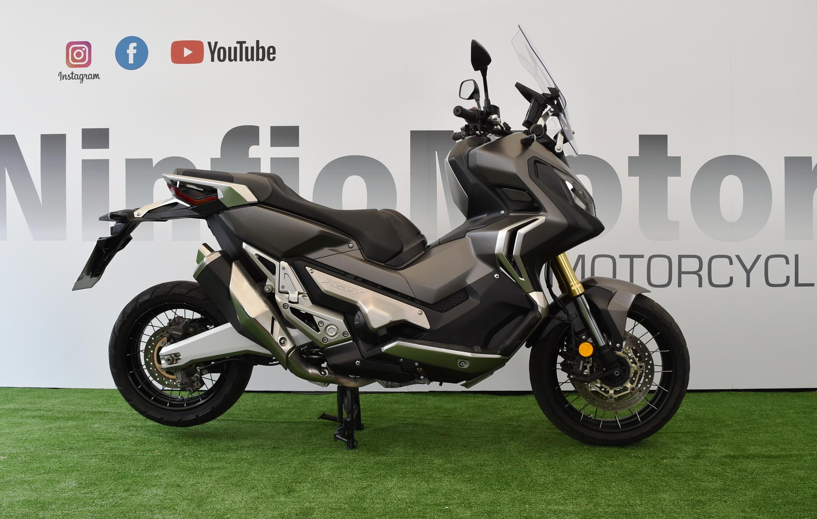 HONDA X ADV 750 – 2017