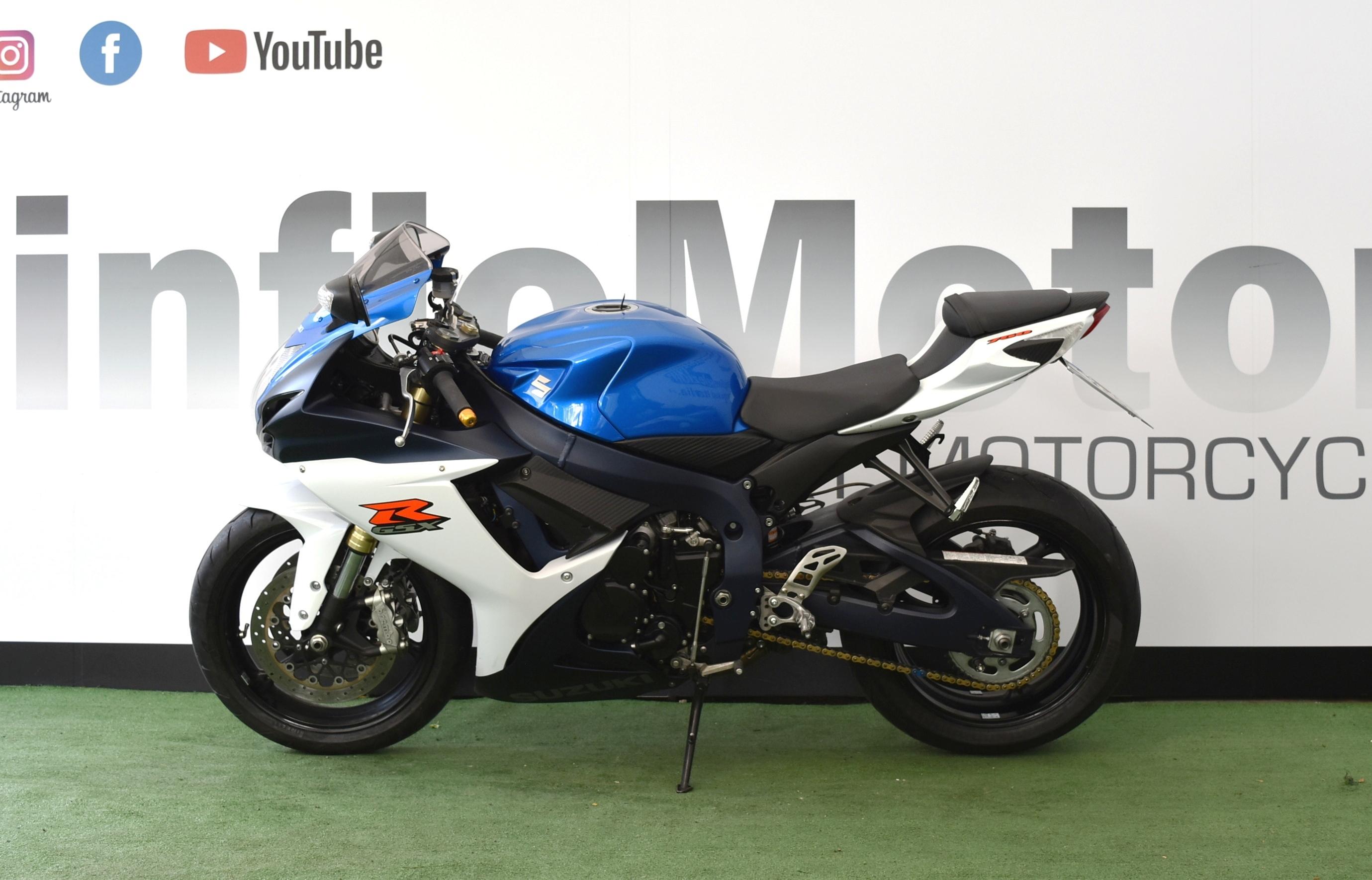 SUZUKI GSX R 750 – 2013