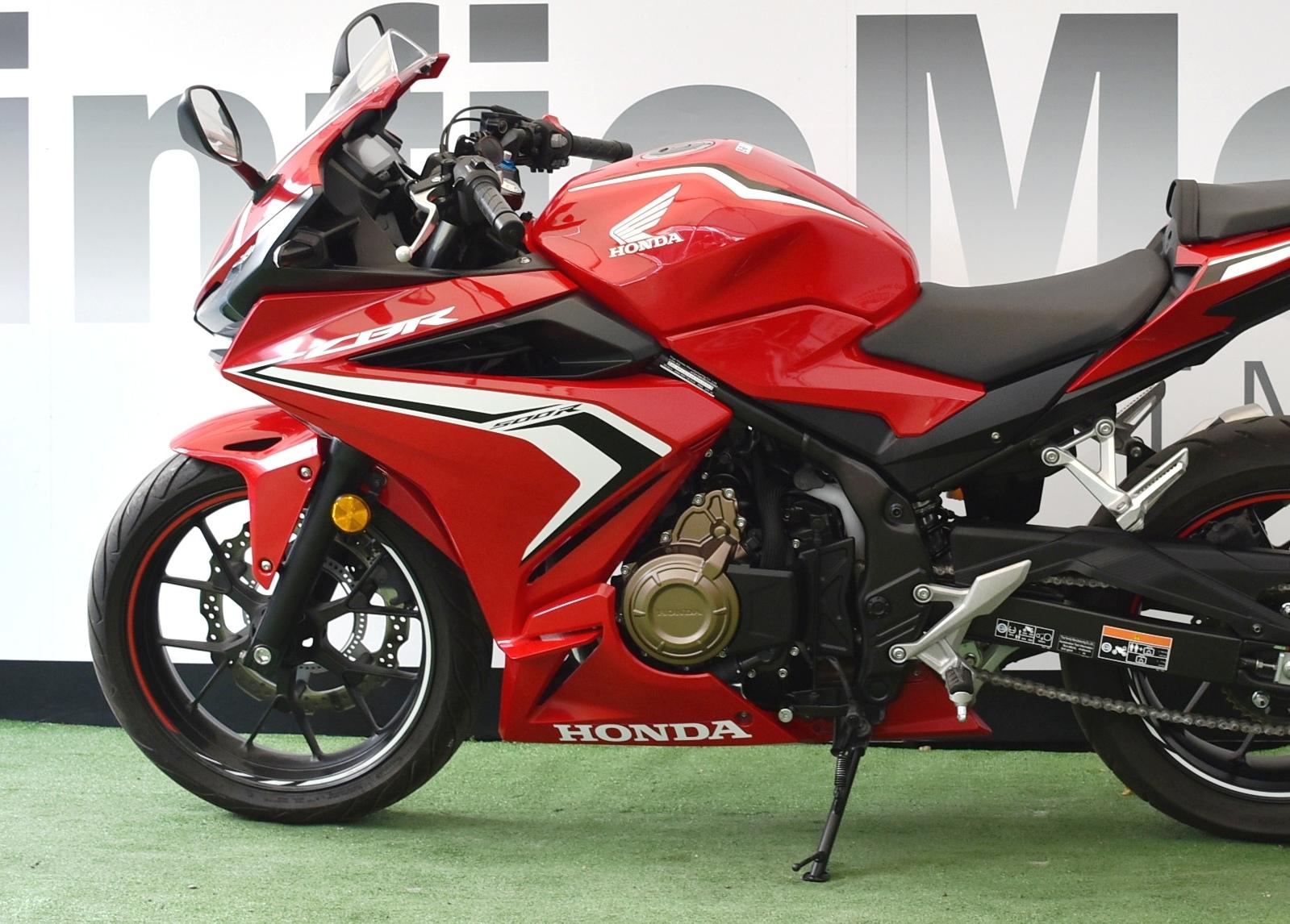 HONDA CBR 500 R – 2020