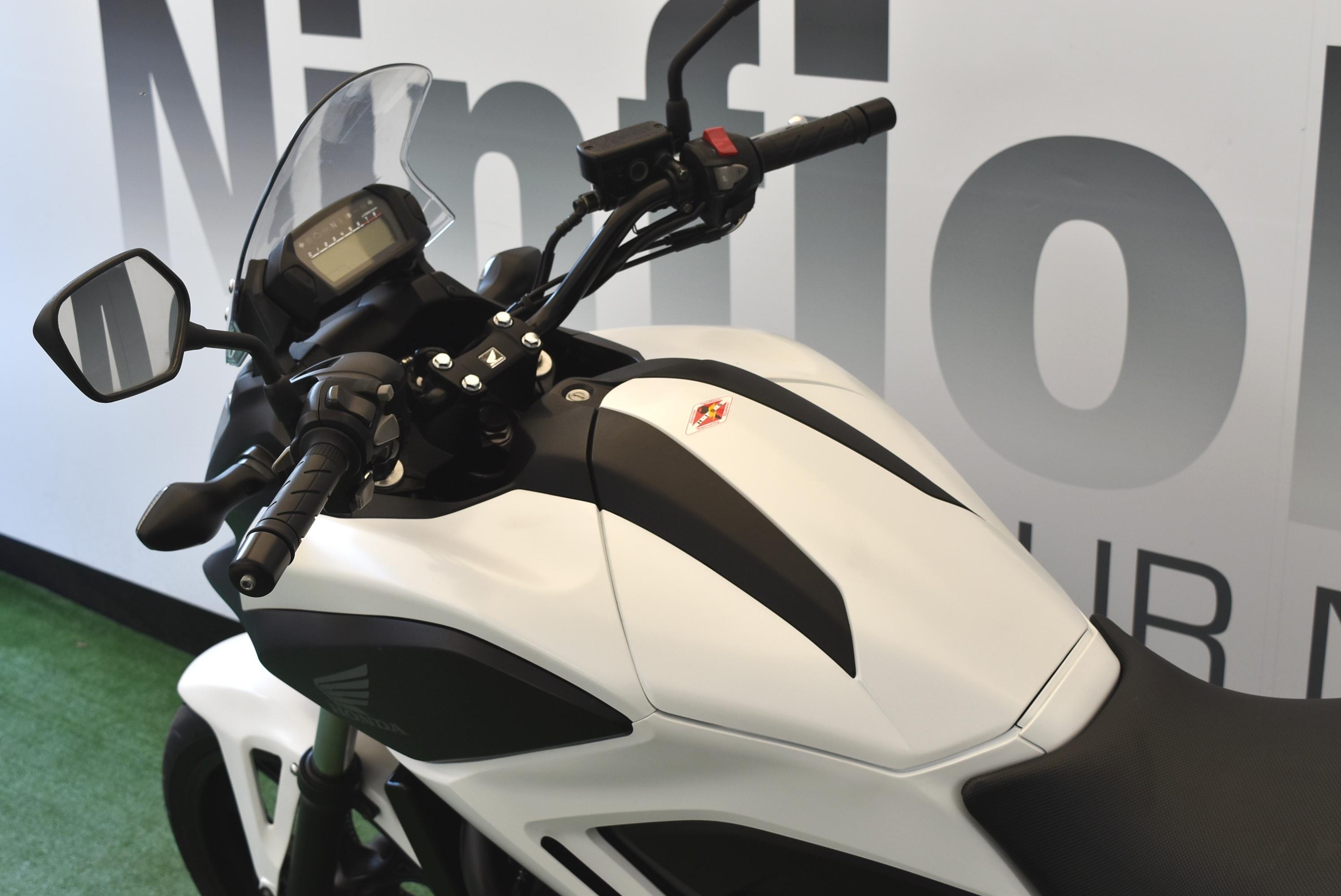 HONDA NC 750 DCT – 2015