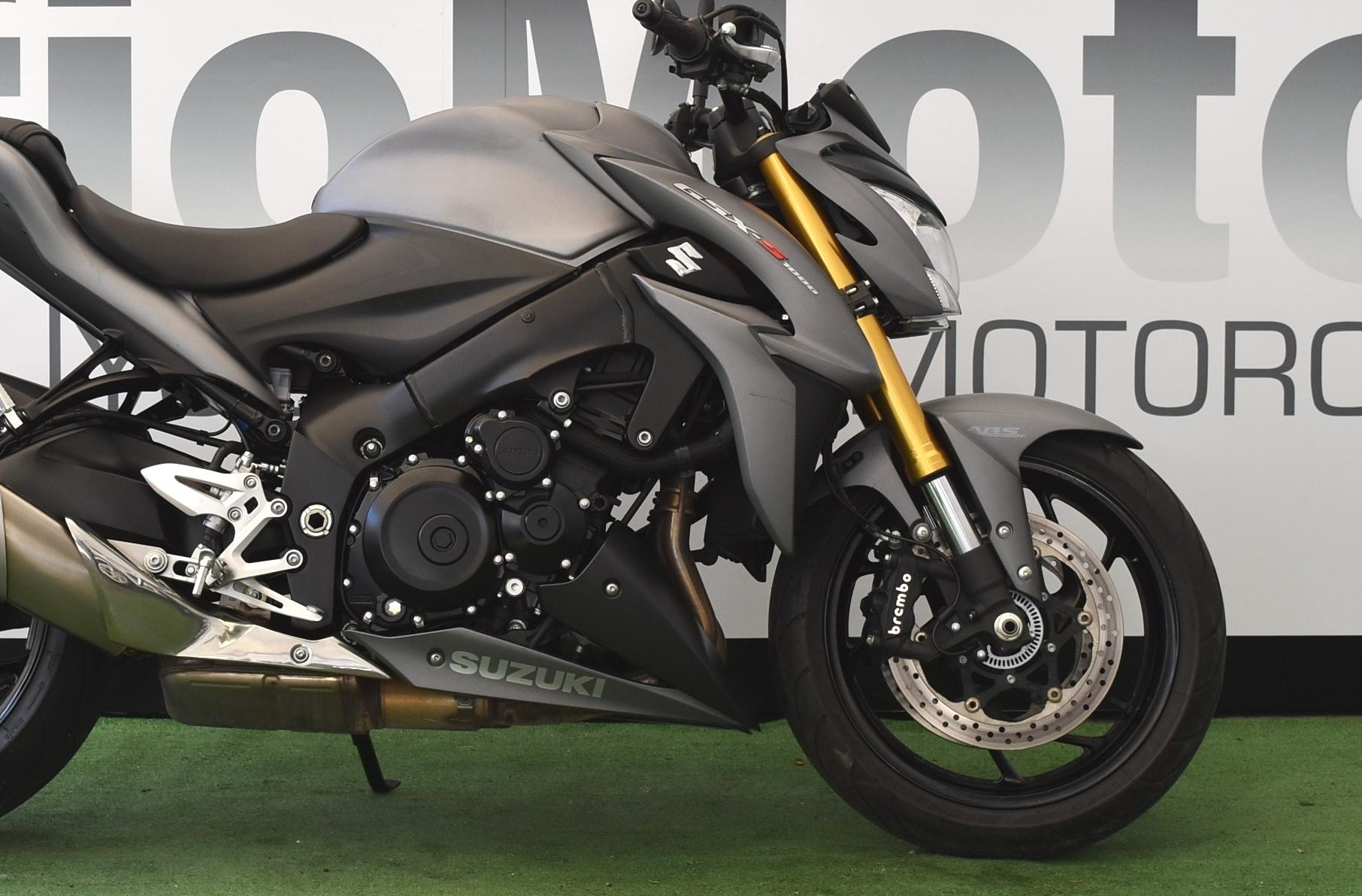 SUZUKI GSX S 1000 – 2015