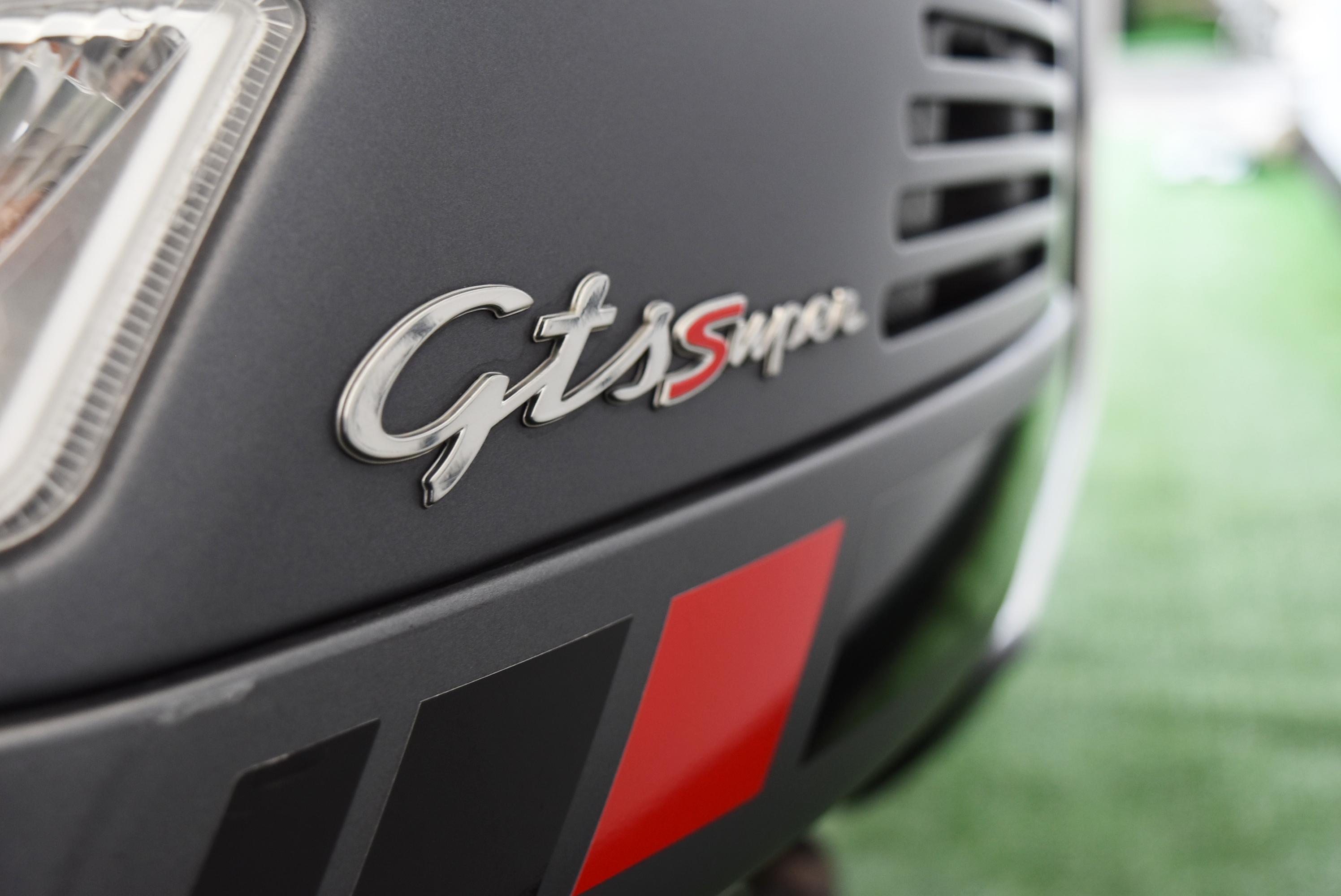 PIAGGIO VESPA 300 GTS SUPER – 2018