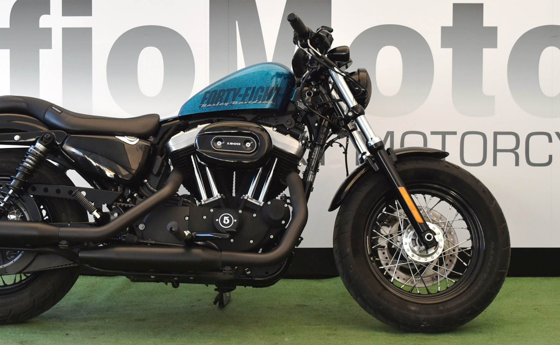HARLEY DAVIDSON FORTY EIGHT 1200 – 2015