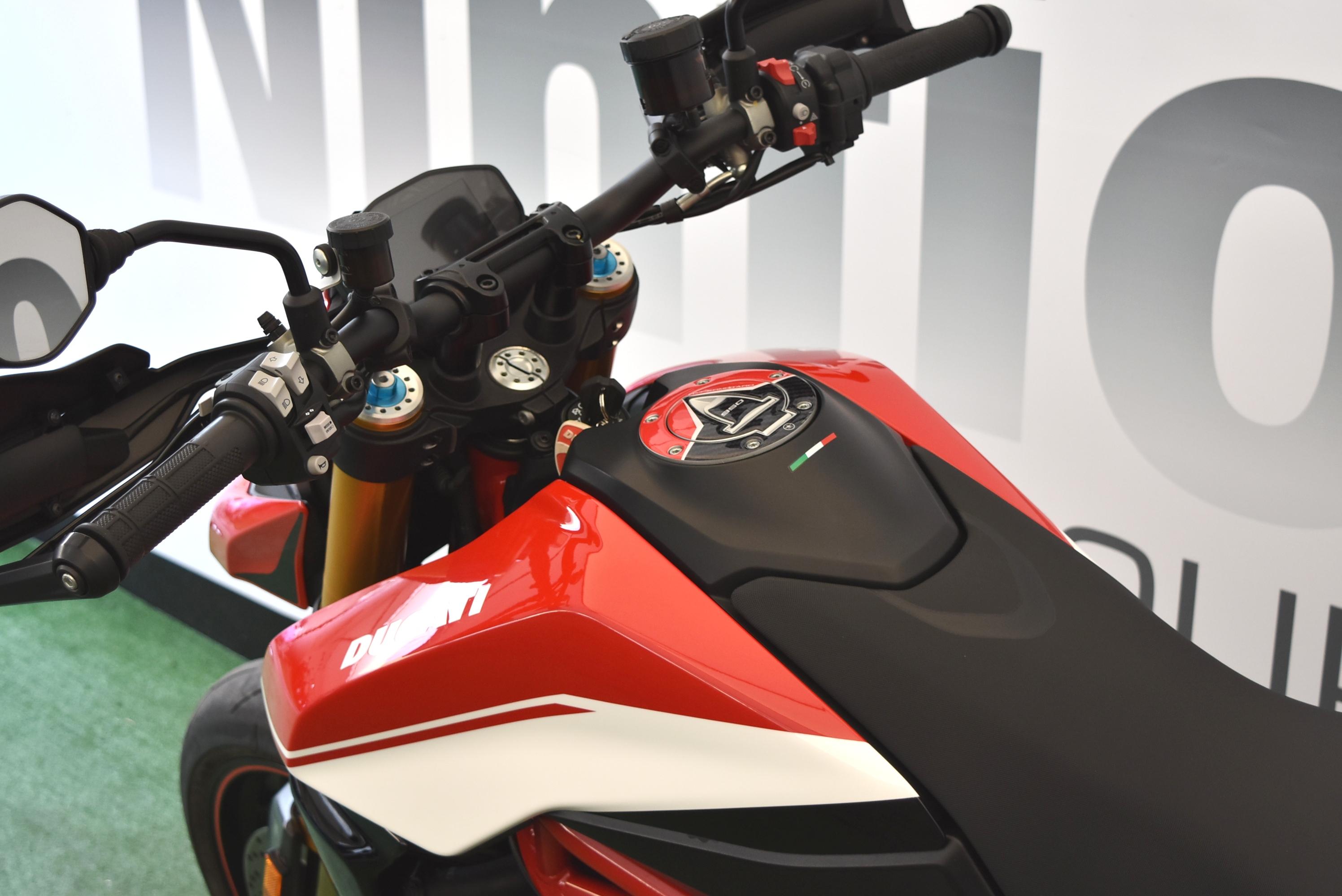 DUCATI HYPERMOTARD 950 SP – 2019