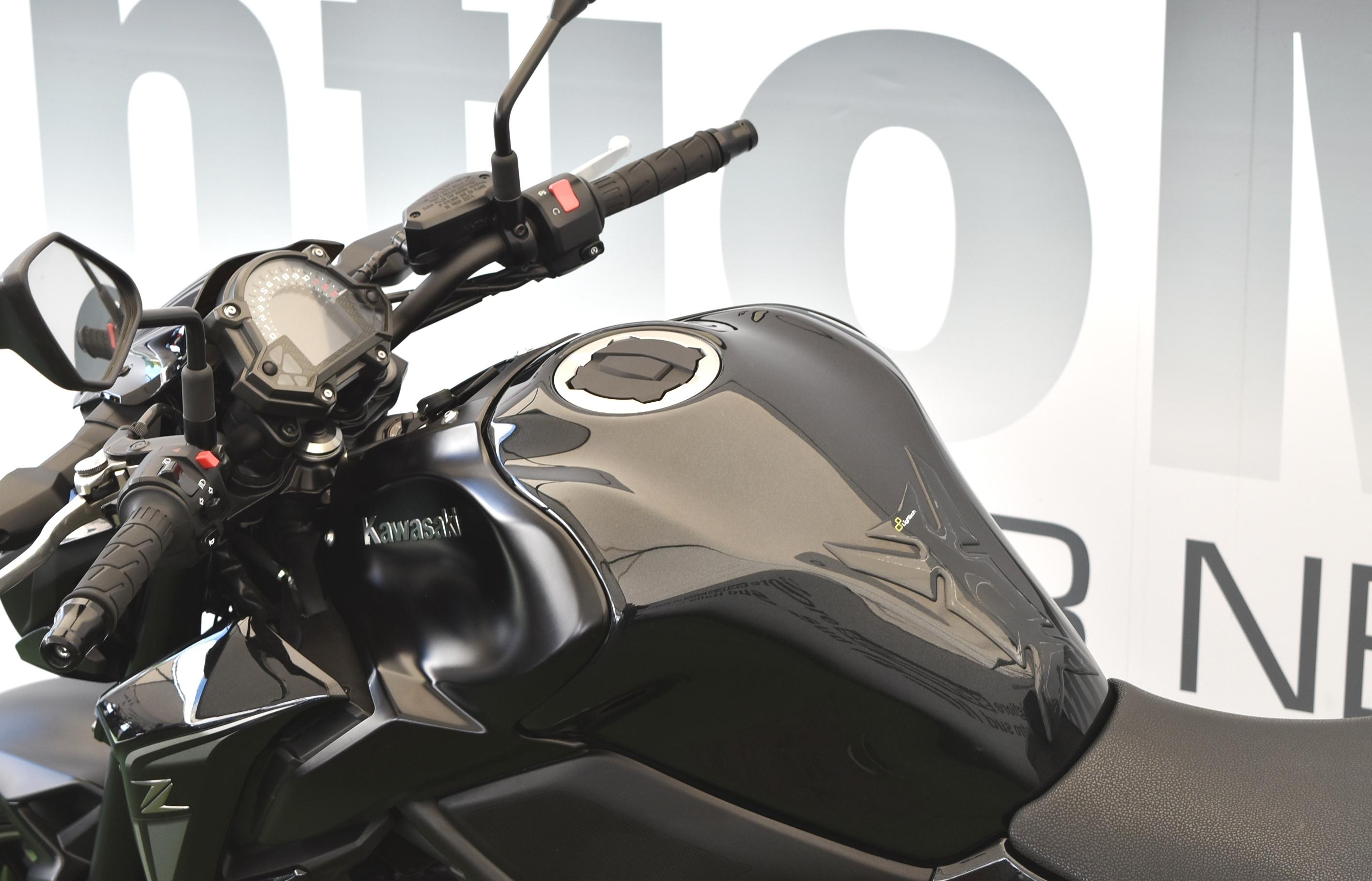 KAWASAKI Z900 – 2018