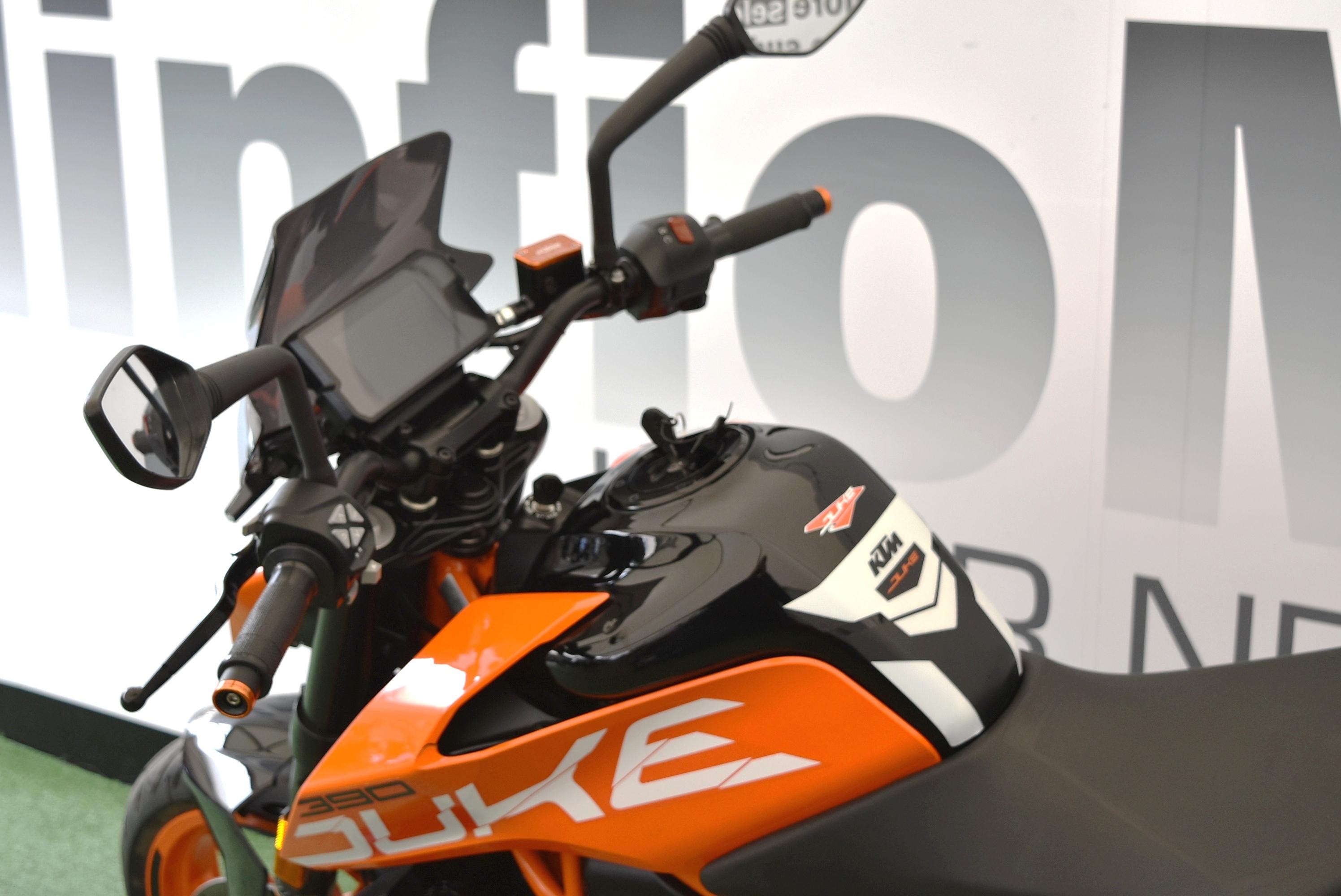 KTM DUKE 390 – 2018