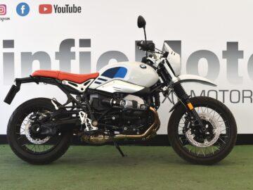 BMW R NineT URBAN GS – 2018