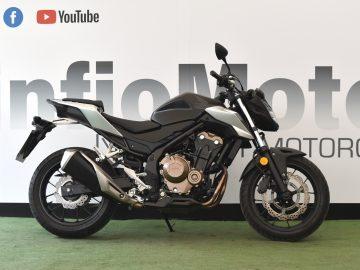HONDA CB 500 F- 2019