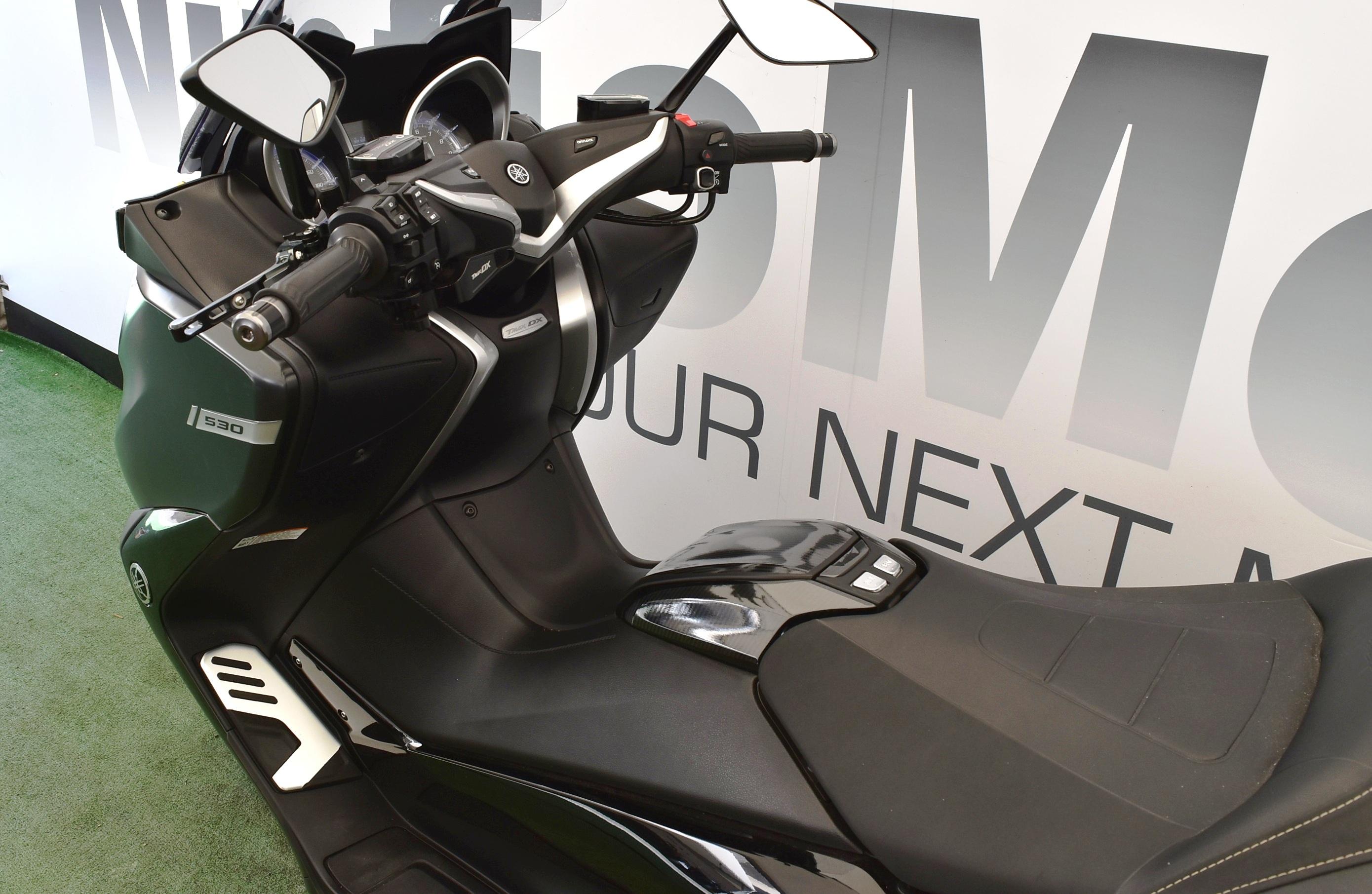 YAMAHA TMAX 530 DX – 2017